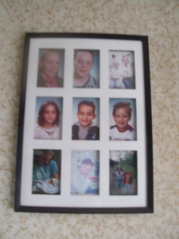 8 kleinkinderen